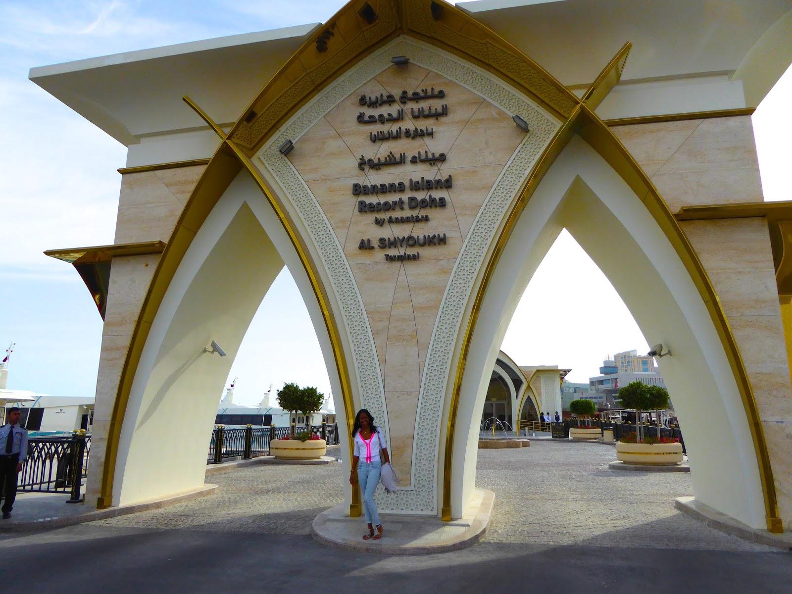 The Blonde Banana Island A Very Special Birthday Trip