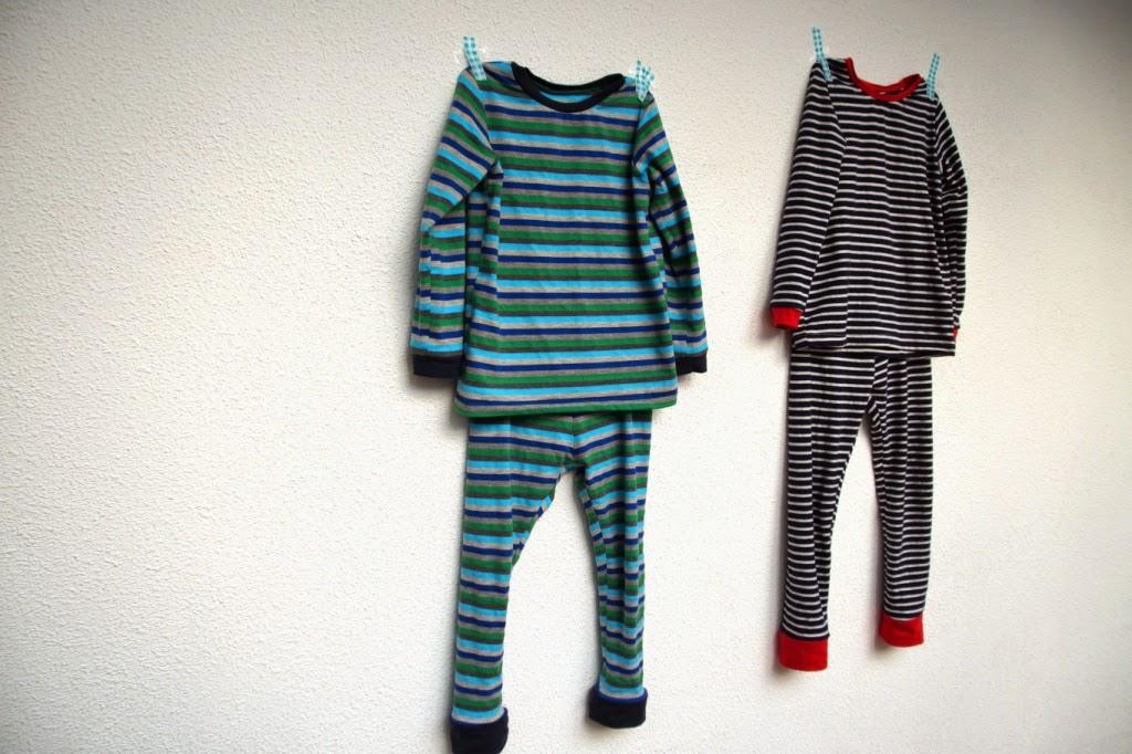 huisje boompje boefjes- PJ's based on go to leggings and rowan tee
