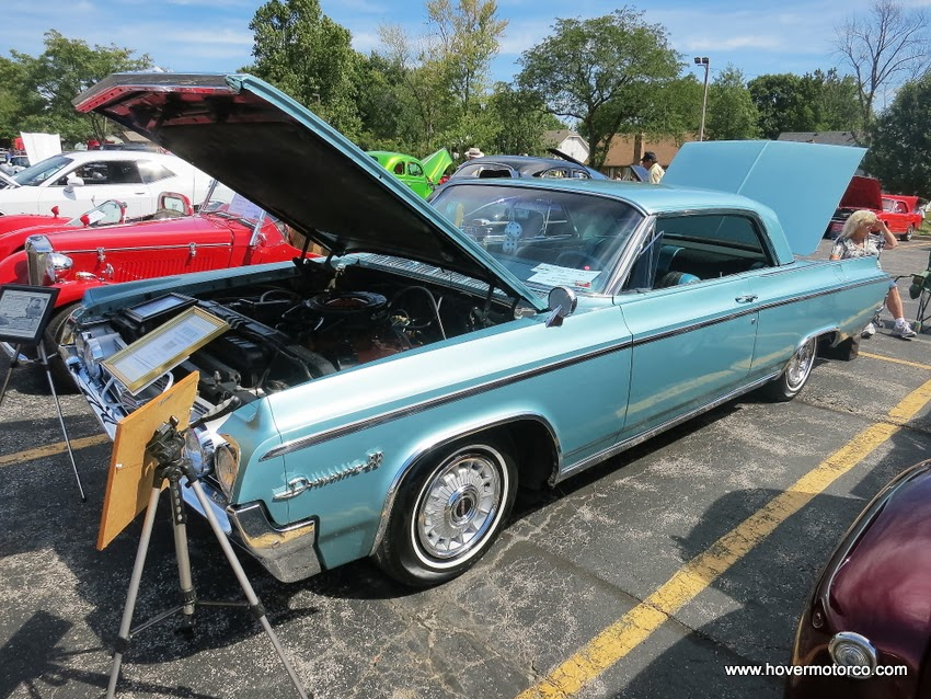 HOVER MOTOR COMPANY: The Gladfest Car Show has nothing to do with ...