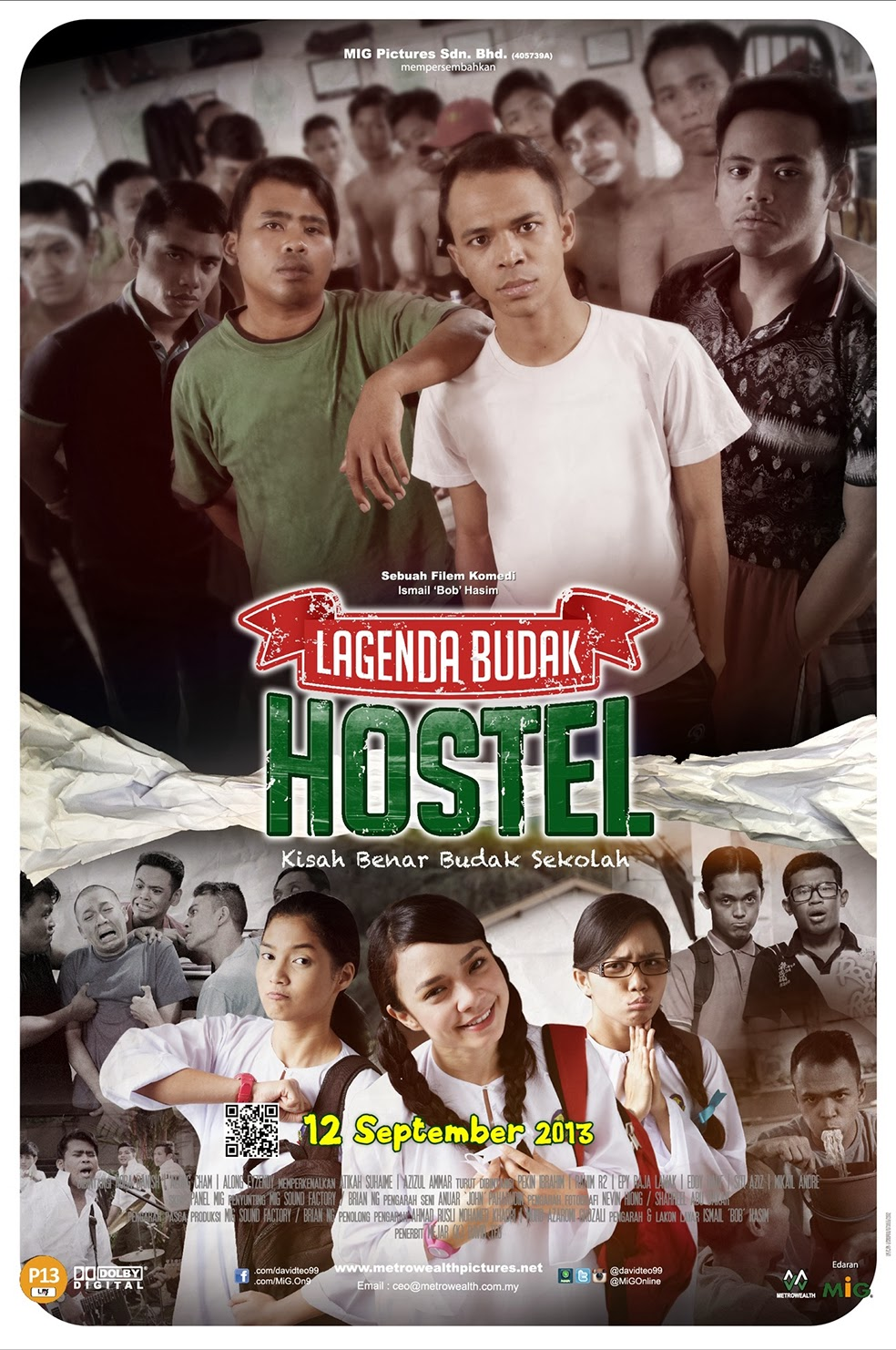 Download Lagenda Budak Hostel Full Movie