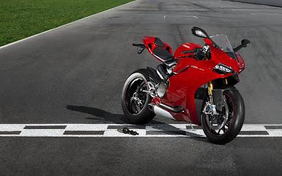 Ducati Panigale Left Control