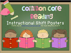 Common Core Instructional Shift Posters!