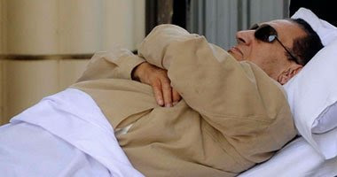 الرئيس السابق محمد حسنى مبارك