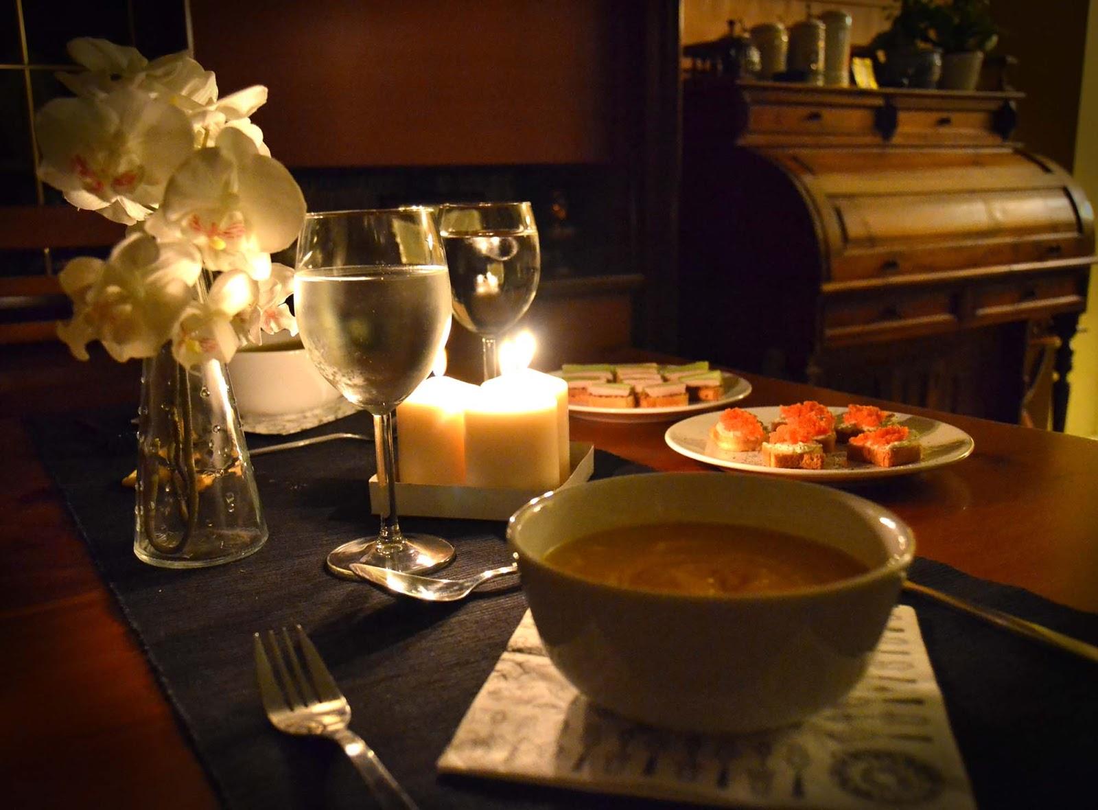 Simplyfiesta ideas f ciles para peque as fiestas cena - Cenas sencillas para sorprender ...