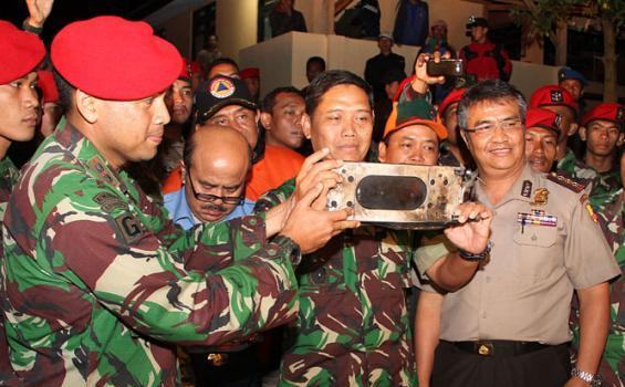 Foto - foto Black Box Sukhoi Superjet 100 Gunung Salak4