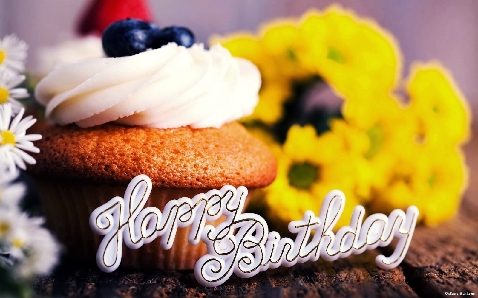 Beautiful Birthday Wallpaper : Happy birthday cake wallpaper - beautiful desktop wallpapers 2014