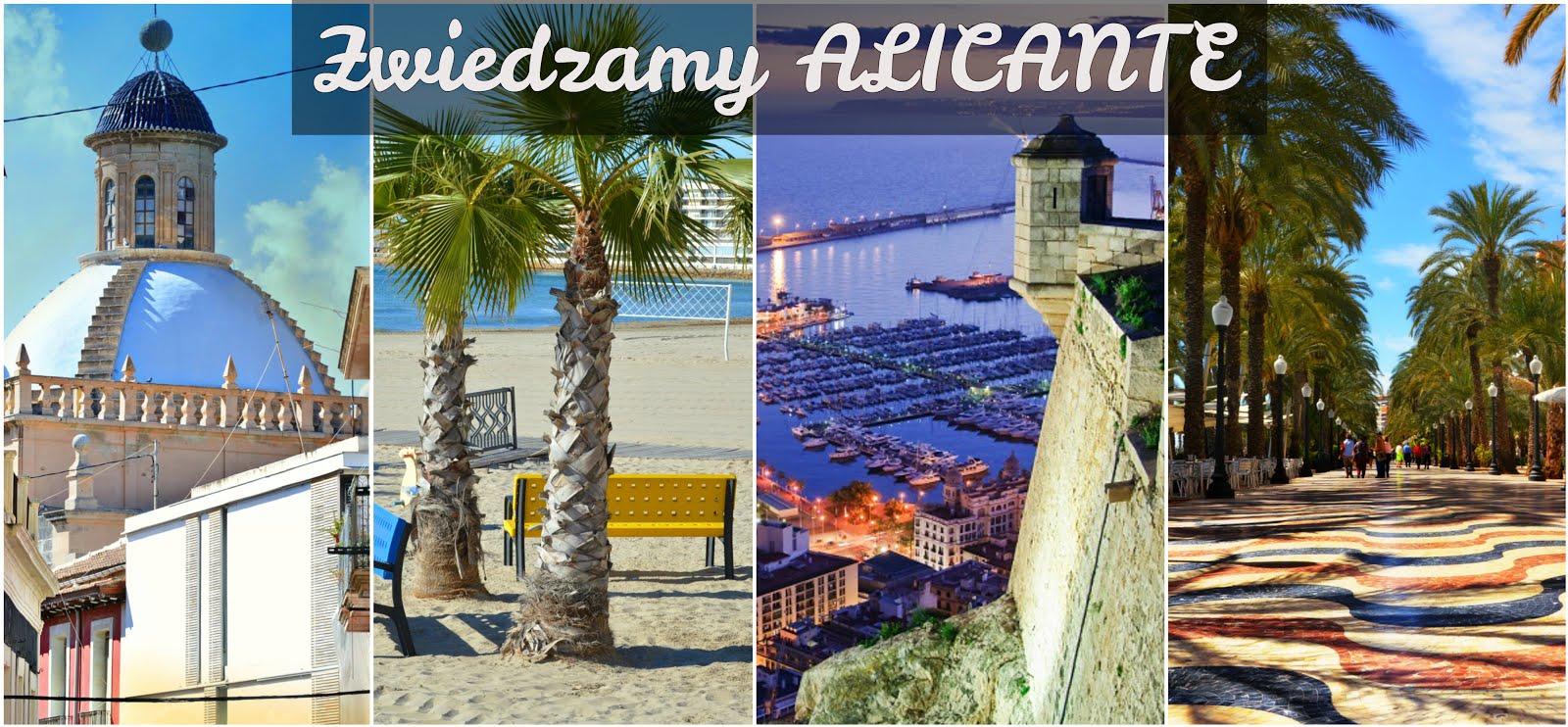 Co zwiedzić w ALICANTE?