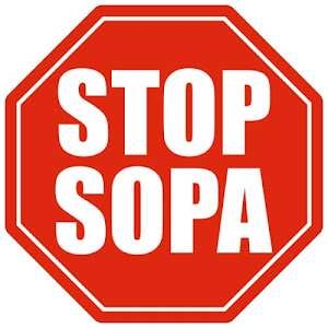 No a la ley SOPA /No to the act SOPA