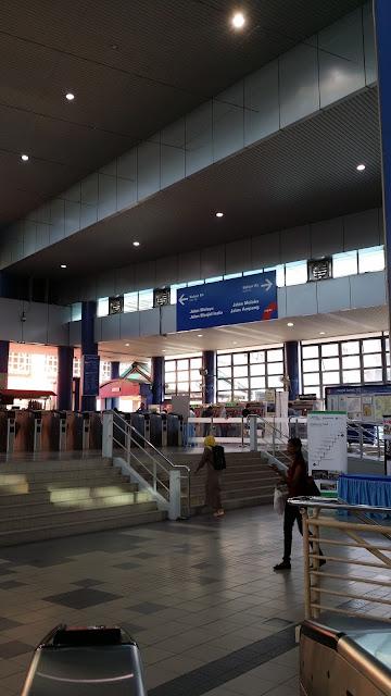 Metro de Kuala Lumpur (Malasia)