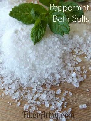 http://www.fiberartsy.com/crafts-diy/peppermint-bath-salts/