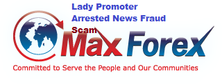 fraud persons arrested in max forex regarding in india
