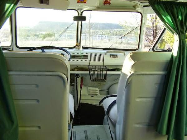 Nice Split Window, 1967 VW Bus   Auto Restorationice