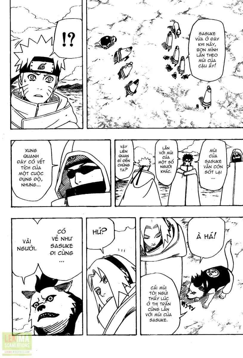 Naruto chap 364 Trang 11 - Mangak.info
