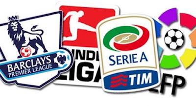 Jadwal Pertandingan Sepak Bola (TV) 22-25 Agustus 2015