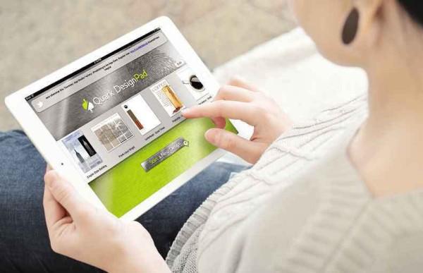 Desktop publishing with Quark DesignPad