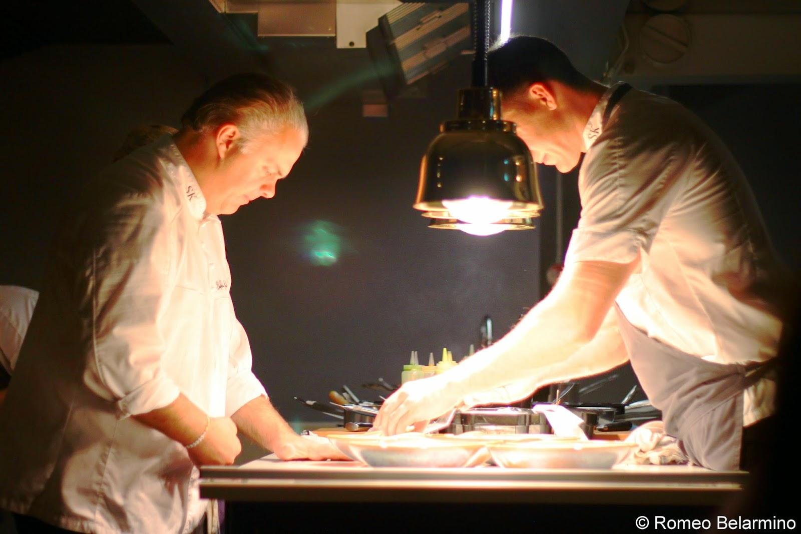 SK Mat & Människor Chef Stefan Karlsson Gothenburg Michelin Star Restaurant