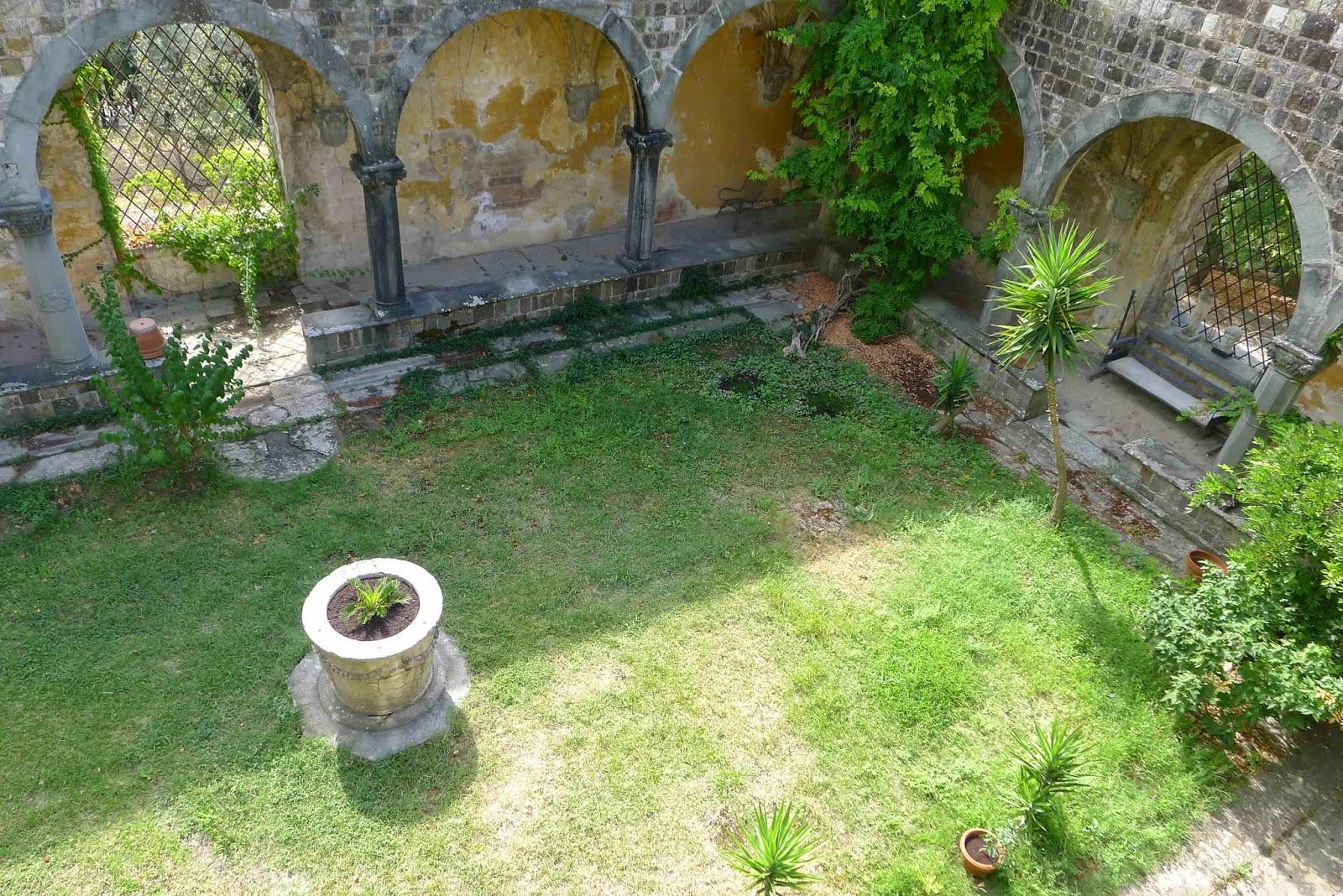 Castello di Vincigliata - Garden