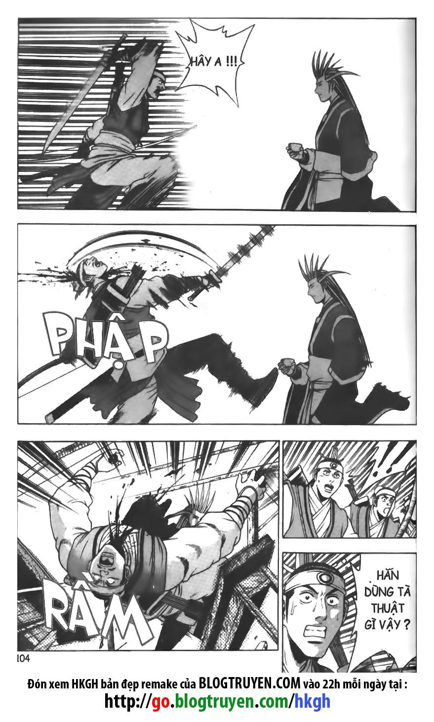 Hiệp Khách Giang Hồ - Hiệp Khách Giang Hồ Chap 184 - Pic 7