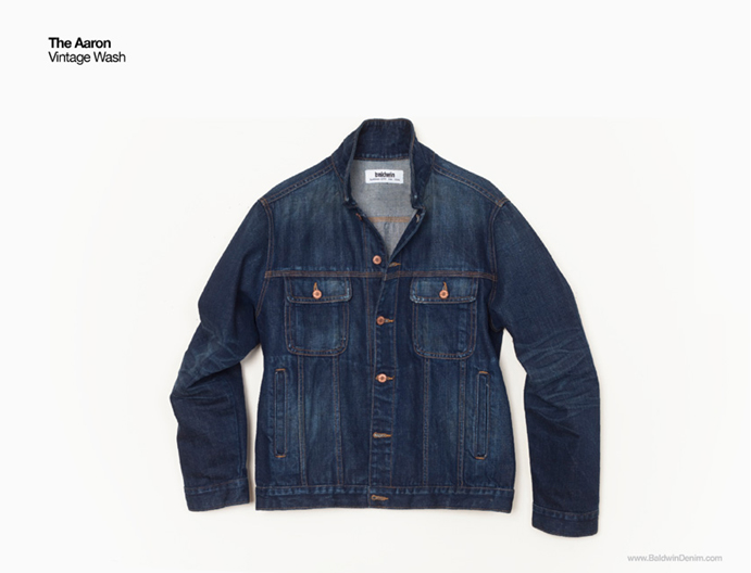 Baldwin denim The Aaron Jacket