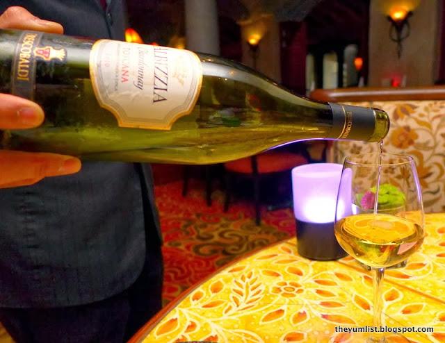 villa danieli, wine dinner, kl, sheraton imperial