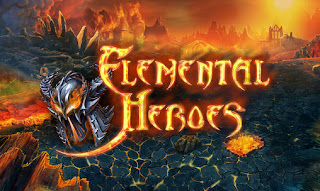 Screenshots of the Elemental heroes for Android tablet, phone.