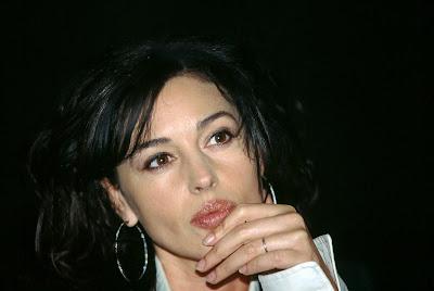 Monica Bellucci hot lips