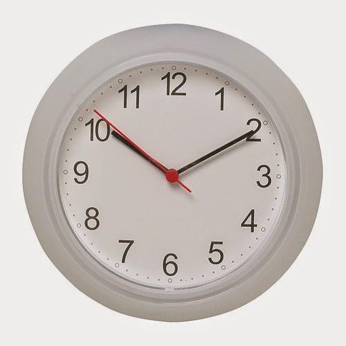 reloj ikea