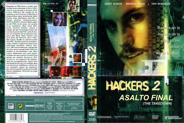 Hackers 2 Operacion Takedown Dvd