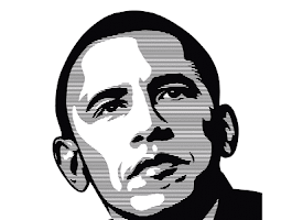 President Barack Obama Coloring Pages Free