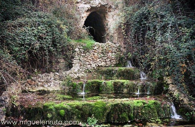 Júcar-Estanques-Cuenca