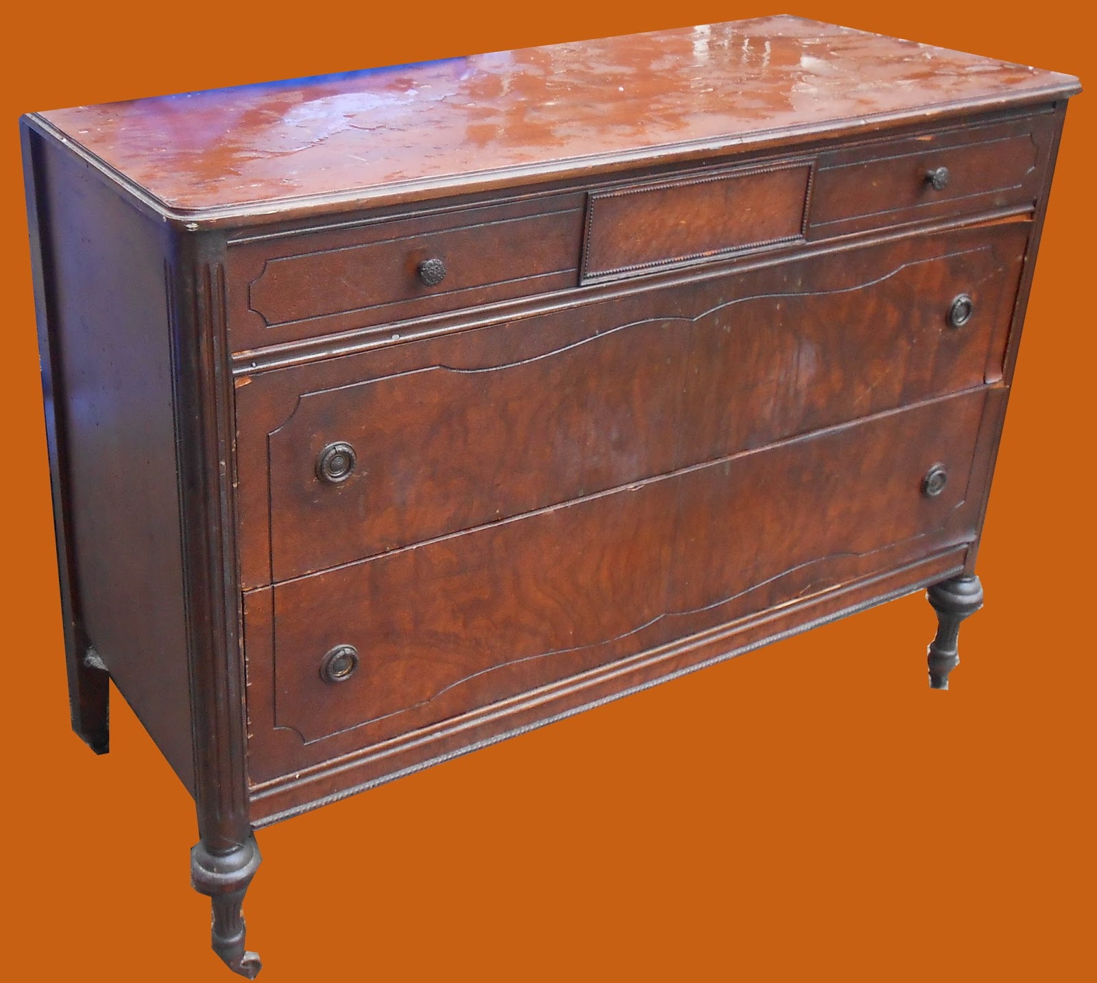 Uhuru furniture collectibles reduced 1930s chest of for Reduced furniture