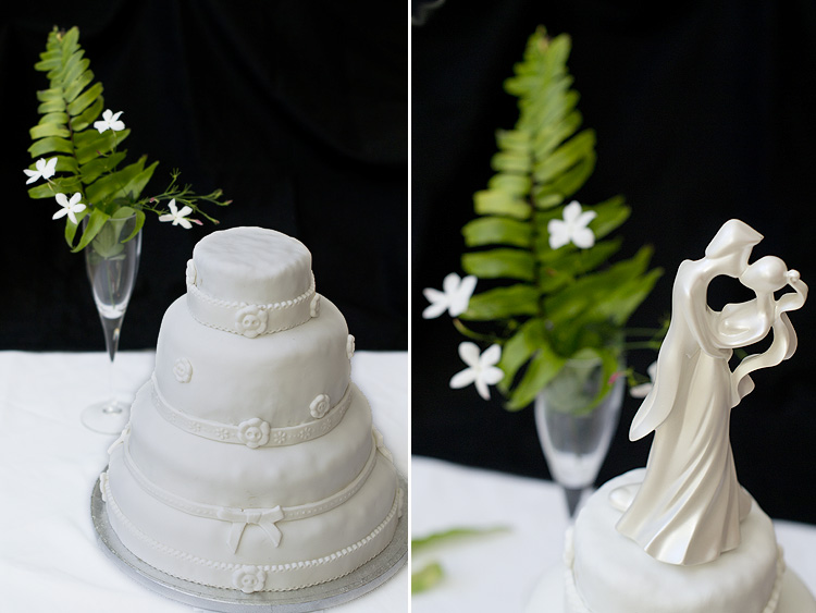 tarta+de+boda+2 Tarta de Boda   Bizcocho de chocolate húmedo. Receta Thermomix