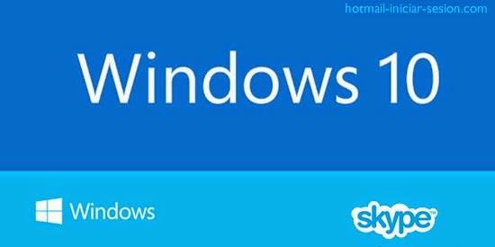 Skype se renueva en Windows 10