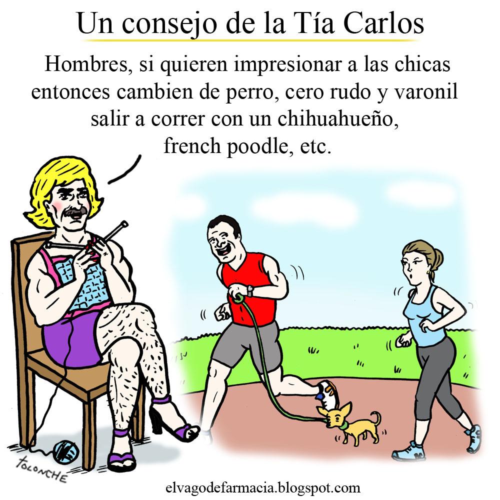 Un consejo de la Tía Carlos