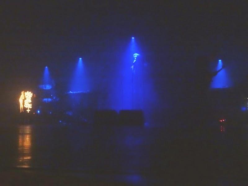 09.05.2014 Köln - Philharmonie: Bohren & Der Club Of Gore