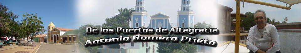 De Los Puertos de Altagracia.. por Antonio Romero Prieto