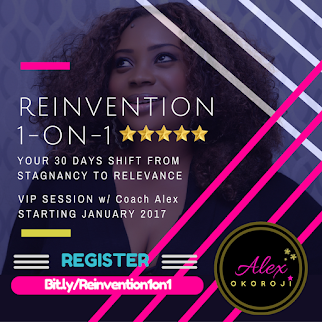 Reinvention 1-on-1