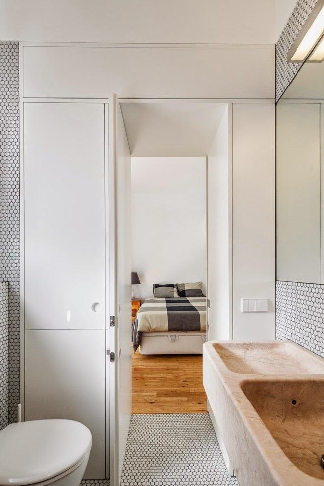 Apartemen Minimalis 9