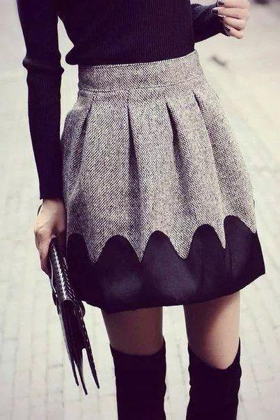 Как удлинить короткое платье 188