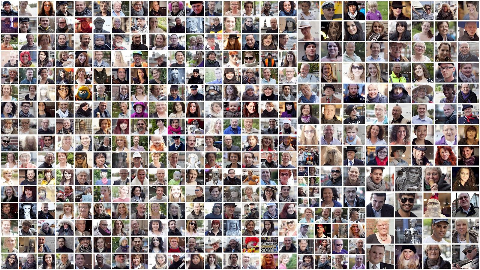 Как сделать коллаж из 12 фотографий на 1 годик 157