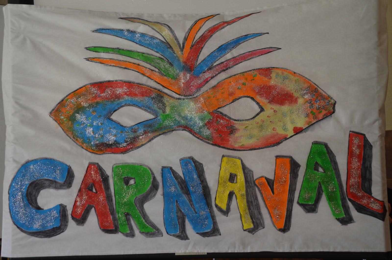 Nuestra Pancarta de Carnaval