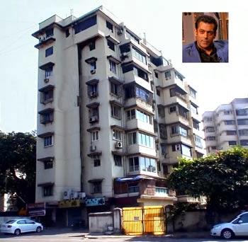 Salman Khan House - Galaxy Apartments