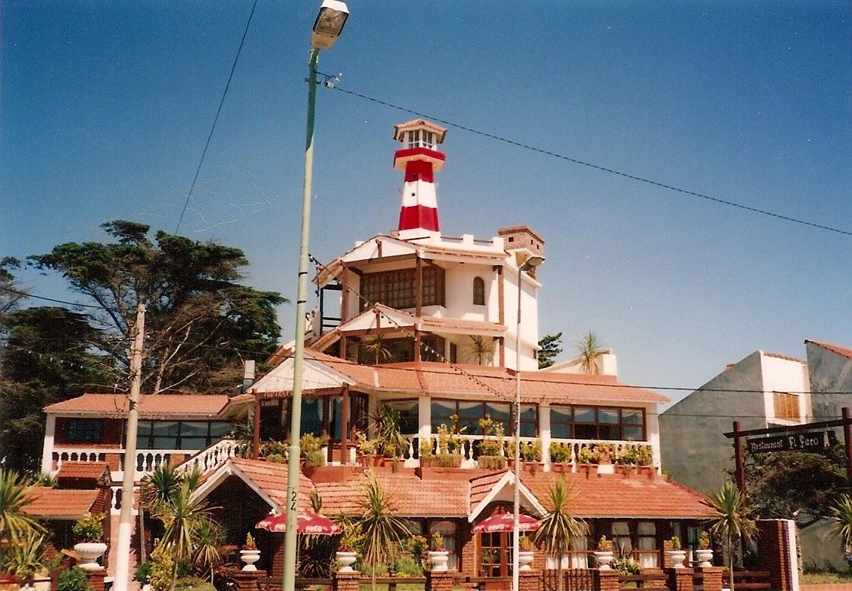 Faro Mar del Tuyú