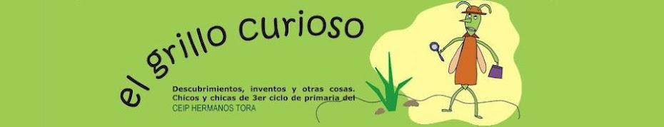 EL GRILLO CURIOSO
