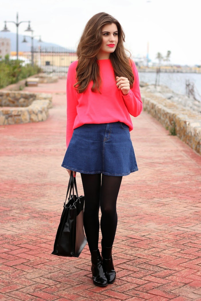 Matteme_sleek_labial_lipstick_pintalabios_brinkpink_tono_fluor_neon_fluorescente_look_outfit_angicupcakes02