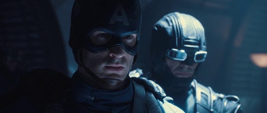 Capitão América: O Primeiro Vingador (Blu-Ray) Baixar Imagem