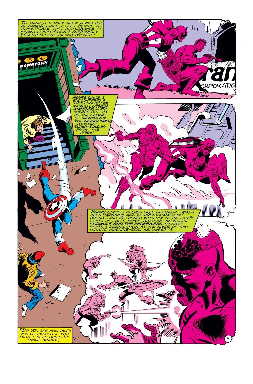 Captain America (1968) Issue #289 #205 - English 5
