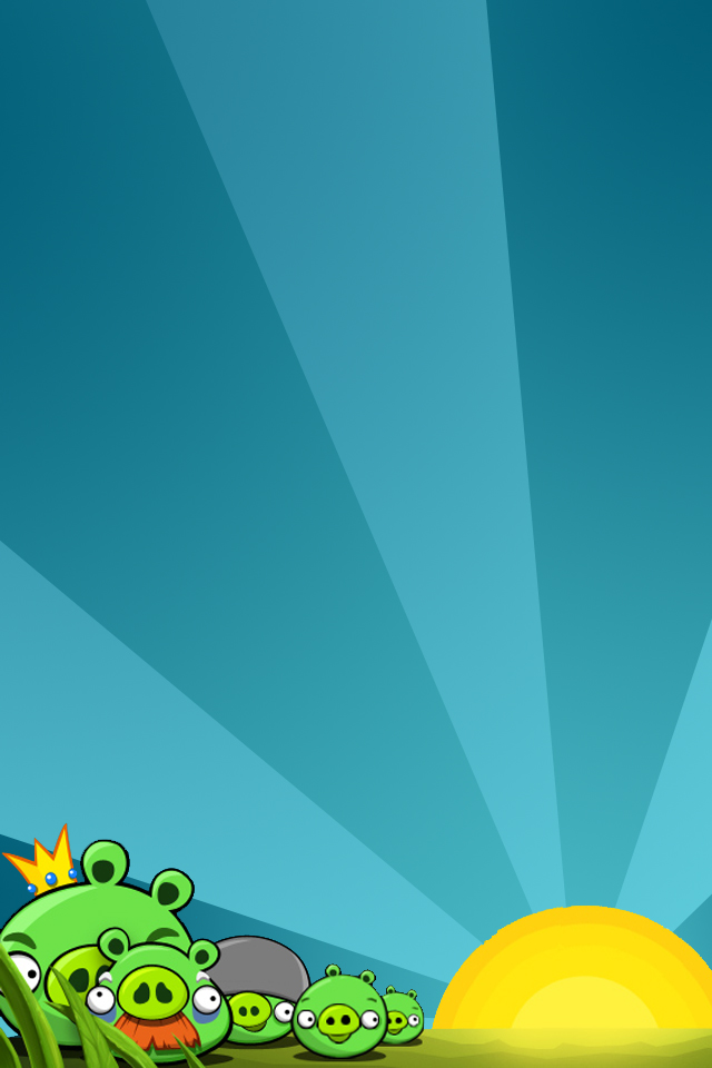 Iphone And Android Wallpapers Angry Birds Iphone Wallpaper