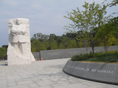 The MLK Memorial grand opening was postponed.   It is a moving site.