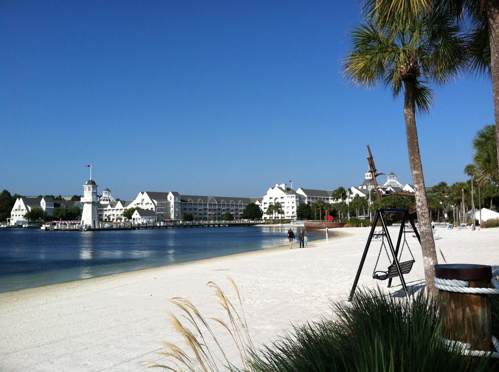 Disney Yacht Beach Club